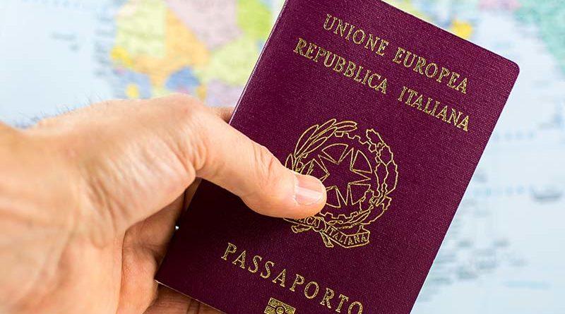 Passaporto e visto giapponese