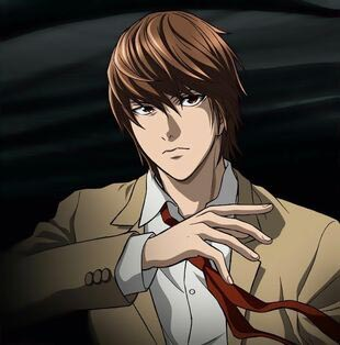 light yagami, il personaggio principale di Death Note