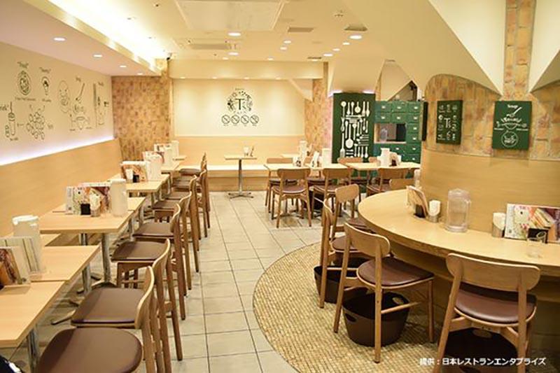 catena di ramen vegetariano a tokyo