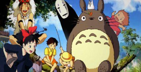 Studio Ghibli personaggi