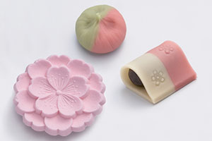 3 dolcetti da mangiare durante la cerimonia del tè