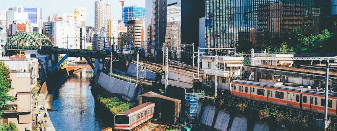 Quartieri di Tokyo copertina - watabi