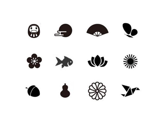 simbologia giapponese copertina - watabi