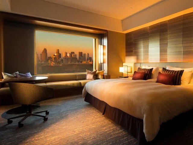 hotel con vista tokyo