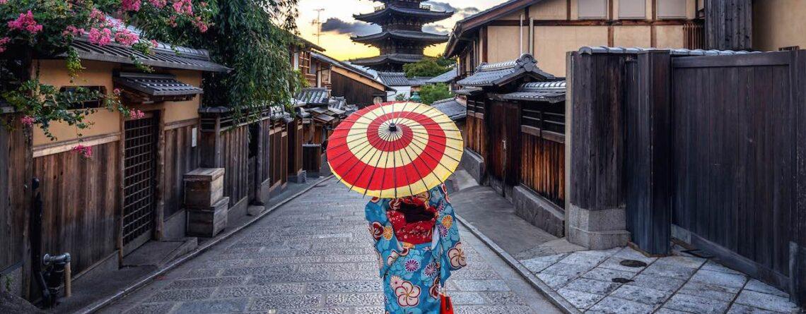 Gion quartiere di Kyoto