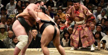 lottatori di sumo